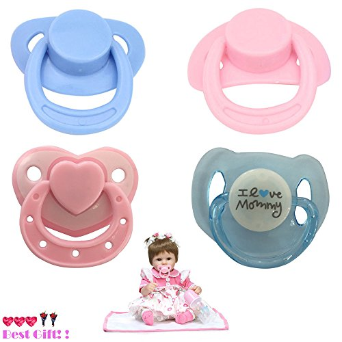 OHQ 4PC New Dummy Pacifier For R...