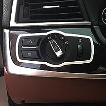 Accesorios marco de aluminio y interruptor de los faros de coche