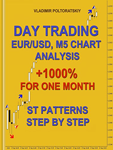 Day Trading EUR/USD, M5 Chart Analysis +1000{6d5e504b47f1e4680e97d0274026f40b5ca977ca89e03a4022c8532b411de476} for One Month ST Patterns Step by Step (English Edition)