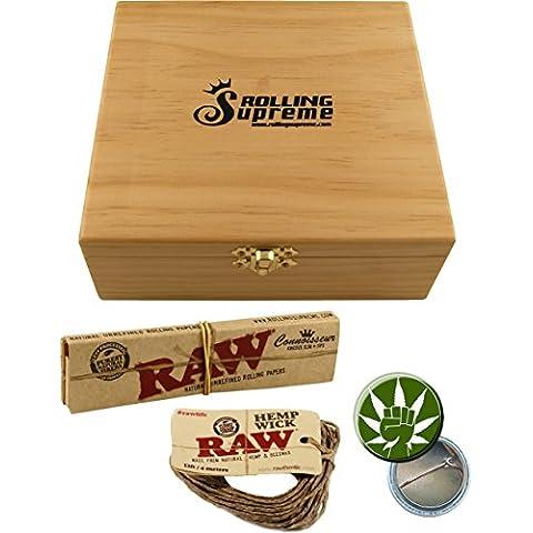 RS Jointbox scatola di legno L alto 183 x 167