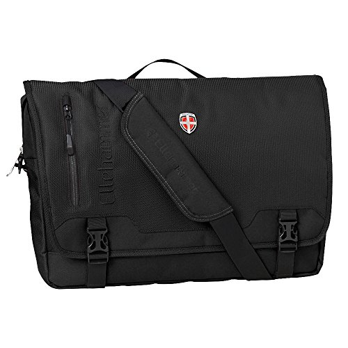 Elle martello borsa per Laptop Messenger Bag Black