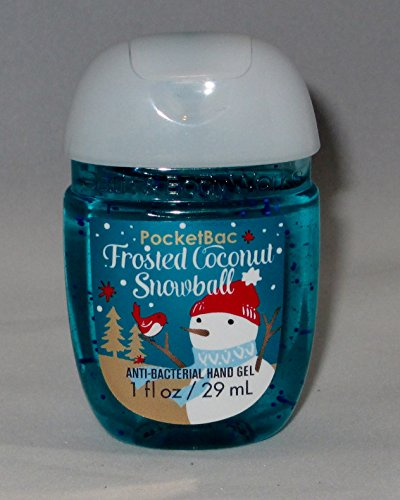 Bath & Body Works pocketbac - Frosted Coconut Palle