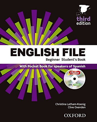 English File Beginner Sb+Wb W/O Pk 3Ed (English Files)