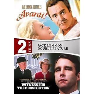 Avanti! / Witness For The Prosecution - 2 DVD Set (Amazon.com Exclusive) by Jack Lemmon