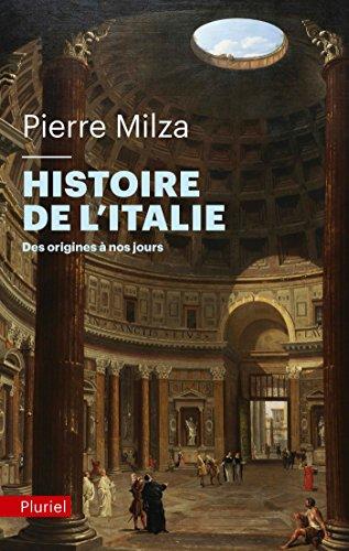 Histoire de l'Italie: Des origines  nos jours