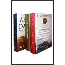 The Liberation Trilogy Boxed Set by Rick Atkinson (2013-10-22)