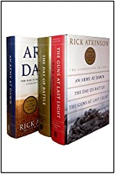 The Liberation Trilogy Boxed Set by Rick Atkinson (2013-10-22)