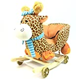 51U7rNd7StL. SL160  BEST BUY #1Costello® HQ BABY CHILDREN KID SOFT MUSICAL ROCKING HORSE ANIMAL TODDLER CHAIR INFANT ROCKER TOY ☆HIGH PERFORMER☆PREMIUM QUALITY☆UK SELLER☆ price Reviews uk