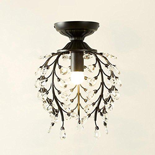 DE Modern / Zeitgenössisch Deckenleuchte Kristall Licht LED Einfaches  Esszimmer Schlafzimmer Balkon Beleuchtung Individualität Stilvoll