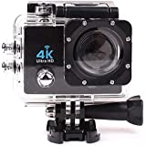 4K Full HD Sports WIFI Action Camera 1080P HDMI 2 Inch LCD Waterproof Outdoor Sports Diving