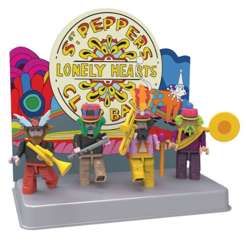 K 'NEX BEATLES YELLOW SUBMARINE bebaubar Figuren – Serie ()