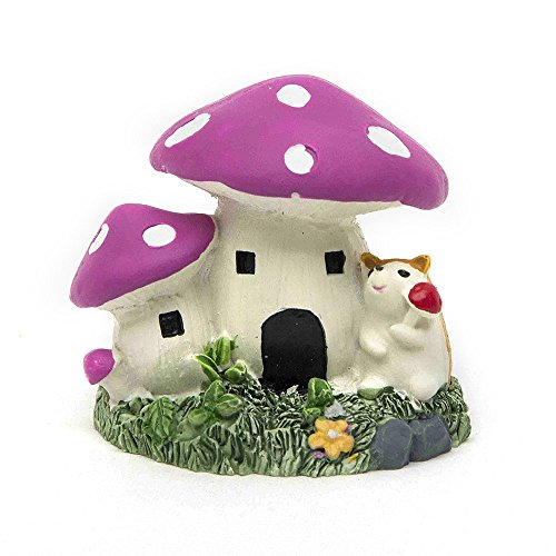 Décorations champignon maison