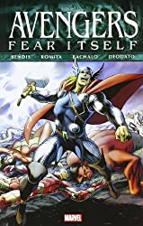 Avengers: Fear Itself by Brian Michael Bendis (2012-01-25)