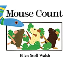 Mouse Count Big Book by Ellen Stoll Walsh (2010-06-28)