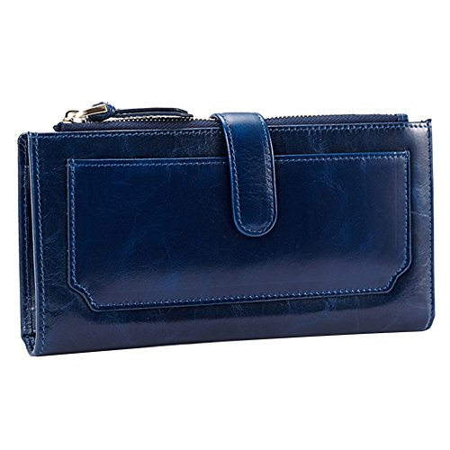 GSPStyle  003854-P, Portafogli  Uomo, blu (Blu) - 003855 blu