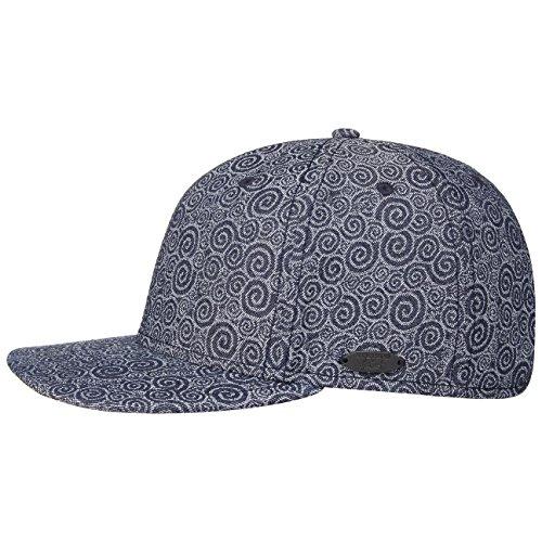 casquette-shafter-ornament-stetson-casquette-de-baseball-casquette-coton-taille-unique-bleu