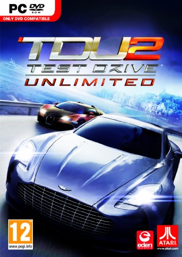 Test Drive Unlimited 2 (PC) (DVD) [Import UK]