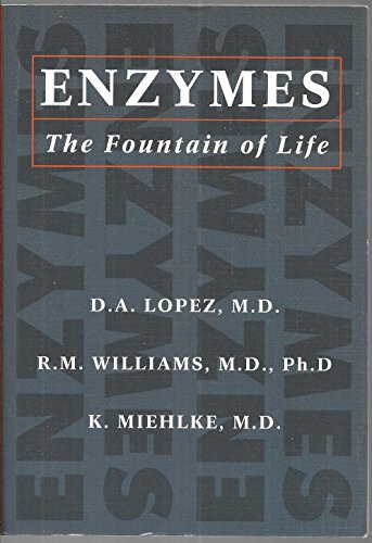 enzymes-the-fountain-of-life-by-k-miehlke-r-m-williams-d-a-lopez-1994-taschenbuch