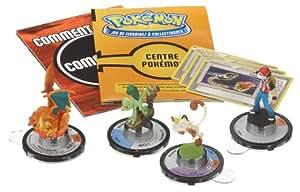 Asmodee - Pokemon - Starter - Figurines Asmodee - Pokemon - Le premier defi - Lance-Flamme