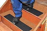rutschfest Treppe Stufen / Abdeckungen perfekt für drinnen und draußen (rutschfest, 600mm x 150mm)