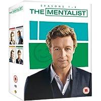 Mentalist-Seasons 1-4