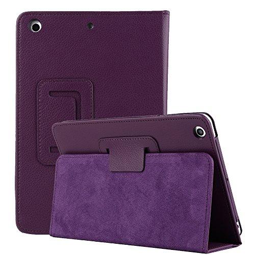 TechCode Hülle kompatibel mit iPad Mini 5 7,9 Zoll,Smart Case Cover Premium Folio Case Bucheinband Design Multi Winkel Display Slim Fit leichte Ultra Thin Stand für 7,9