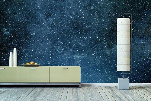 WandbilderXXL® Vlies Fototapete Weltall 420x280cm - hochwertige Tapete in 6 verschiedenen Größen für Wohnzimmer oder Büro - Foto Tapete - Qualität von Wandbilder XXL