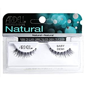 (3 Pack) ARDELL False Eyelashes - BABY DEMI Wispies Black