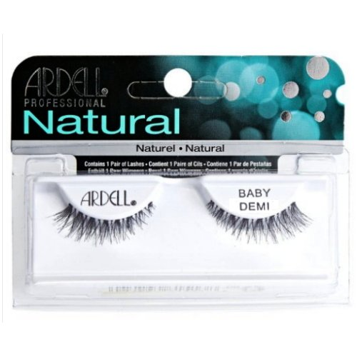 ARDELL False Eyelashes - BABY DEMI Wispies Black