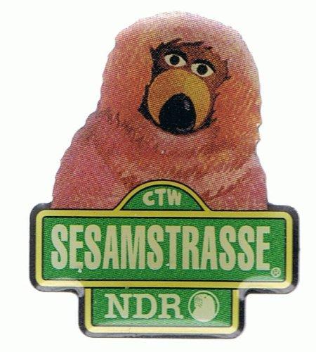 Preisvergleich Produktbild NDR - Sesamstraße - Pin