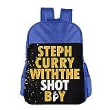 Launge Kid's Steph Curru Withthe Shot Boy School Bag Backpack