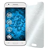 PhoneNatic 2 x Glas-Folie klar kompatibel mit Samsung Galaxy Ace 4 - Panzerglas für Galaxy Ace 4