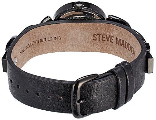 Steve Madden Analog Multi-Color Dial Women's Watch – SMW049GU
