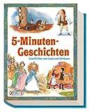 5-Minuten-Geschichten: Geschichten zum Lesen und Vorlesen (Geschichtenschatz)