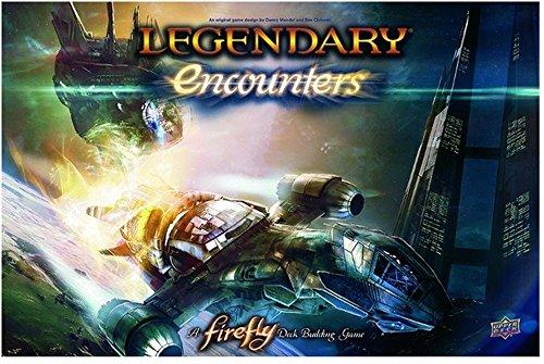 Preisvergleich Produktbild Legendary Encounters Deck Building Game: A Firefly Deck Building Game