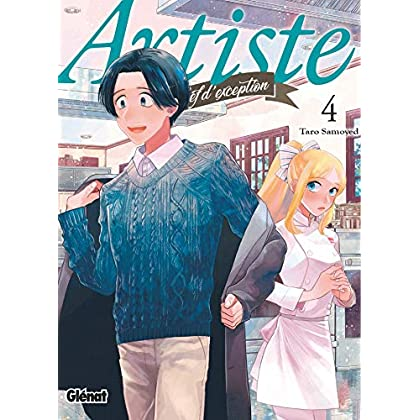 Artiste, un chef d'exception - Tome 04