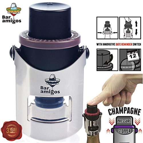 bar-amigos-champagne-pressure-stopper-grey-saver-pump-sealer-preserver-with-patented-technology-and-