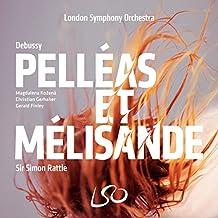 Pelleas et Melisande (3 Sacd+Audio Blu-R)