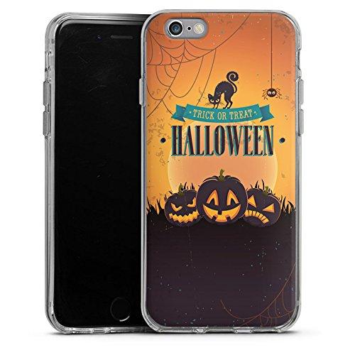 on Hülle Case Schutzhülle Halloween Pumpkin Trick or Treat (6 Halloween-tricks)