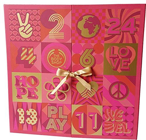 The Body Shop - Adventskalender - XXL-Size - Pink - Rosa - Beauty - Luxus - Kalender