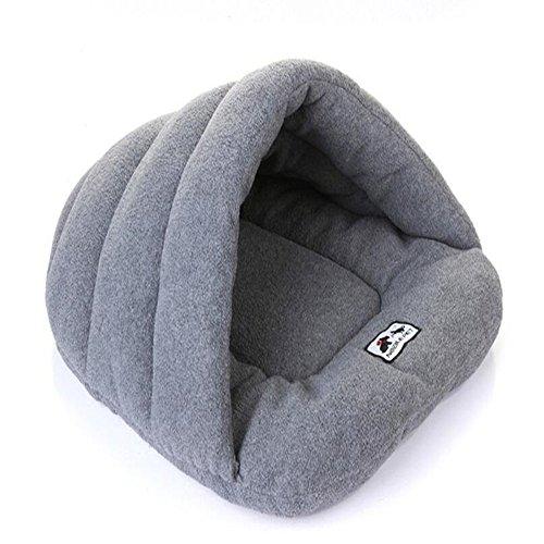 Konardo Winter-warmer Schlafsack fit für mittlere und kleine Haustier wie Katze / Hund / Kaninchen Gewicht in 1-10KG (L, 002) -