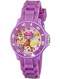 Disney Analog Multi-Colour Dial Girl's Watch - AW100440