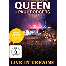 Live in Ukraine-Ltd.ed.(2cd+Dvd)