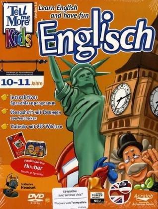 Tell me More Kids 3.0 Englisch, The World,  10 - 11 Jahre