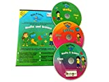 Njoy N Learn Cbse Class 5 DVD Set - Math...