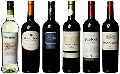 """Weinpaket """"Weine aus aller Welt"""