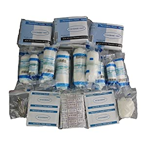 rennington hse workplace first aid refill kit,