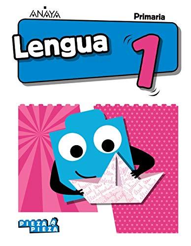 Lengua 1 (Incluye Taller de Lectura comprensiva) (Pieza a Pieza)