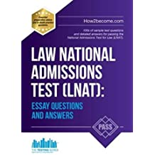 Law National Admissions Test (LNAT): Essay Questions and Answers
