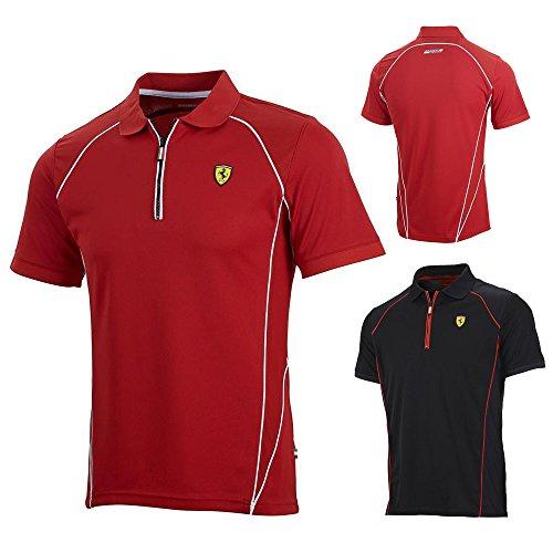 nouveau-2015-scuderia-ferrari-f1-pour-homme-performance-polo-pour-homme-dans-un-style-sport-rouge-ro
